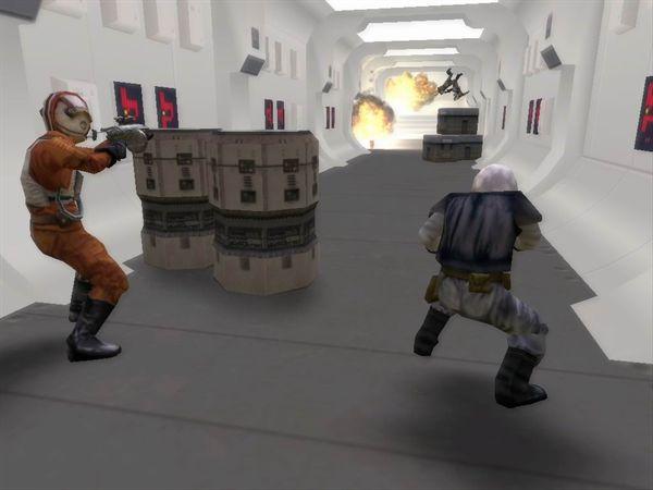Star wars играть сети